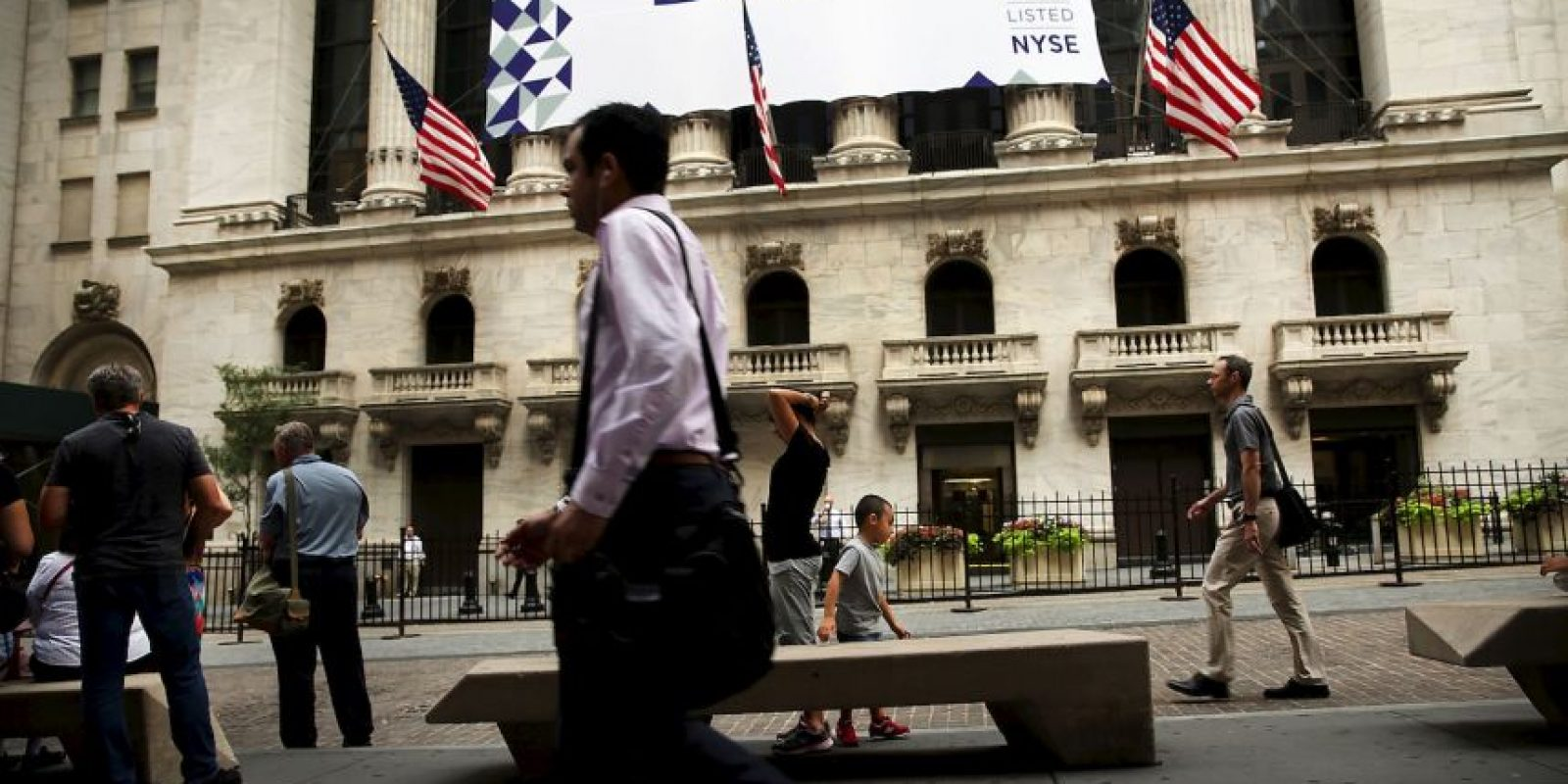 Además de esta situación, existe incertidumbre sobre si la FED (Reserva Federal de Estados Unidos) aumentará las tasas de interés. Foto:AFP