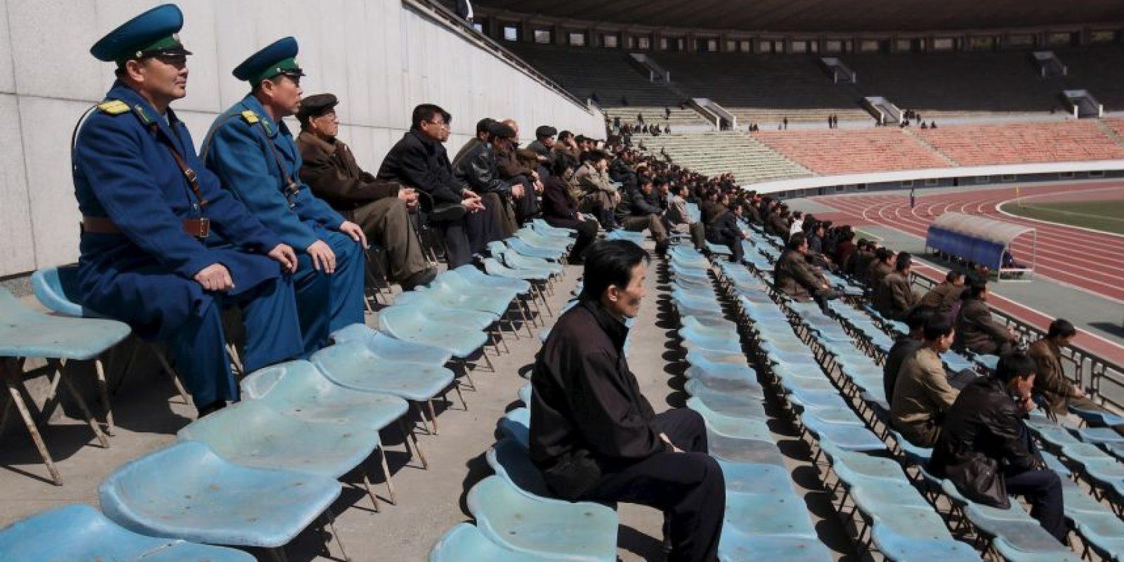 Un dólares estadounidense equivale a 899 wons norcoreanos Foto:Getty Images