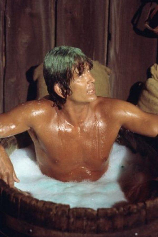 9. Encontrar a su pareja autocomplaciéndose en el baño. Foto:Getty Images