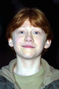 """Para conseguir el papel de """"Ron"""" envió un video, donde aparecía vestido de mujer y cantaba un rap sobre lo mucho que quería interpretar al mejor amigo de """"Harry Potter"""". Foto:Getty Images"""