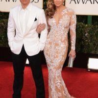 Pero su momento de fama llegó cuando se convirtió en el joven novio de Jennifer López. Foto:Getty Images