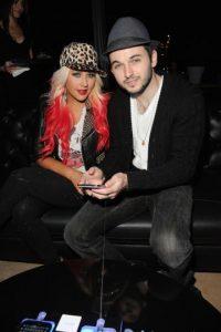 Pero el mundo lo reconoce como el esposo de Christina Aguilera. Foto:Getty Images