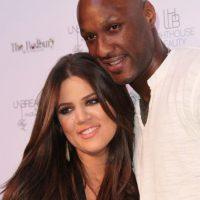 Aunque jugó con los Knicks de Nueva York y los Clippers de Los Ángeles, en la televisión es más reconocido como el aún esposo de Khloe Kardashian. Foto:Getty Images