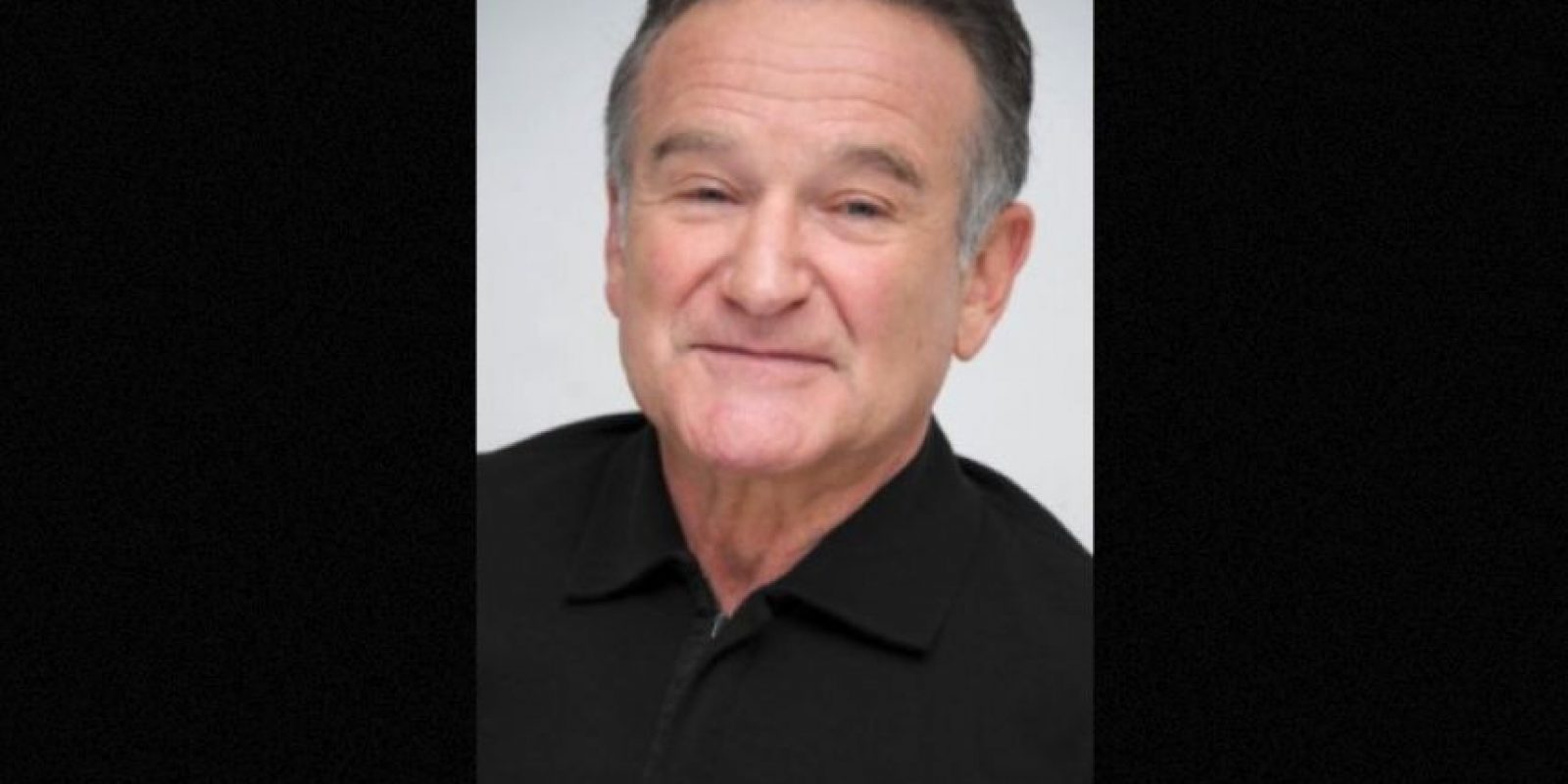 1. Robin Williams murió ahorcado Foto:Getty Images