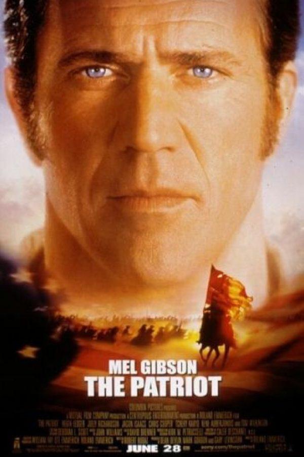 """""""El Patriota"""" Foto:IMDb"""