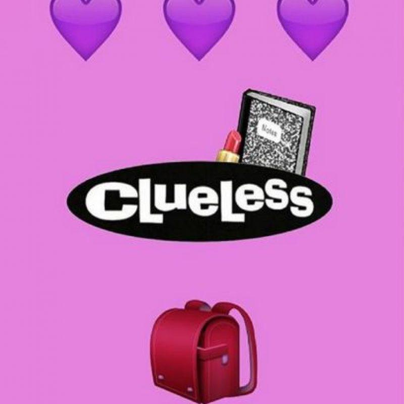 Clueless (1995). Foto:vía emojifilms.tumblr.com