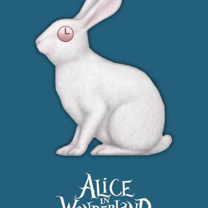 Alice in Wonderland (2010). Foto:vía emojifilms.tumblr.com