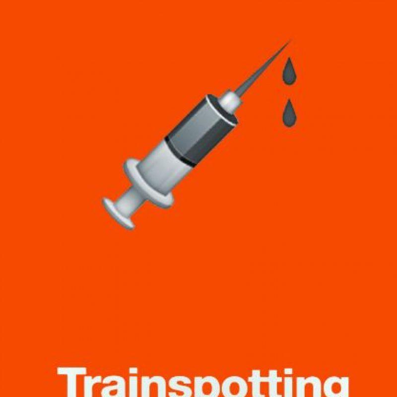 Trainspotting (1996). Foto:vía emojifilms.tumblr.com