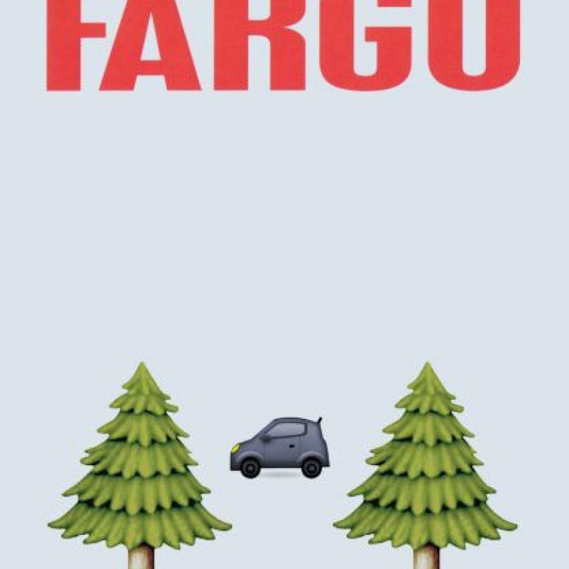 Fargo (1996). Foto:vía emojifilms.tumblr.com