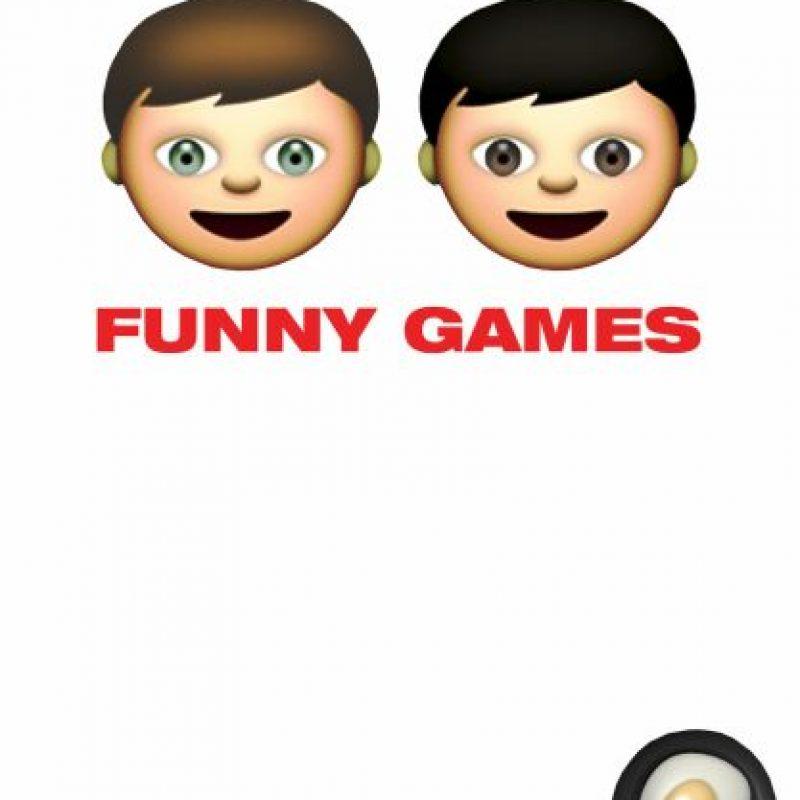 Funny Games (1997). Foto:vía emojifilms.tumblr.com
