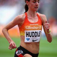 La también estadounidense compite en los 10 mil metros Foto:Getty Images