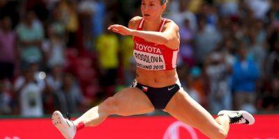 La checa de 29 años también forma parte de los 400 metros con obstáculos Foto:Getty Images