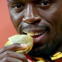 Bolt venció al favorito y al dominador de la prueba en las últimas dos temporadas. Con esto se convirtió en el atleta con más medallas de oro en la historia de los Mundiales de Atletismo con 9 preseas. Foto:Getty Images