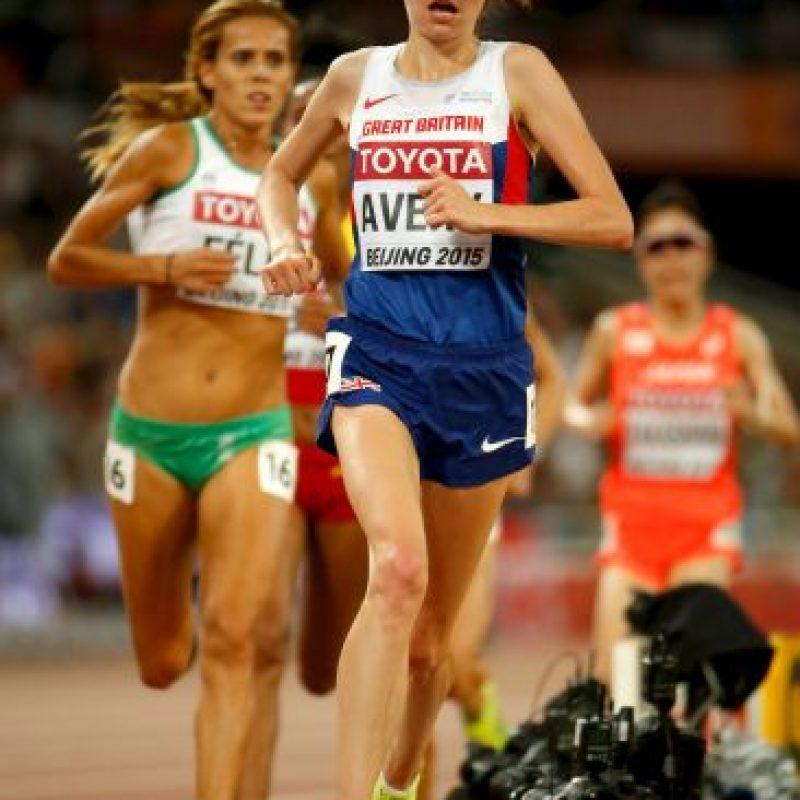 Corre los 10 mil metros Foto:Getty Images
