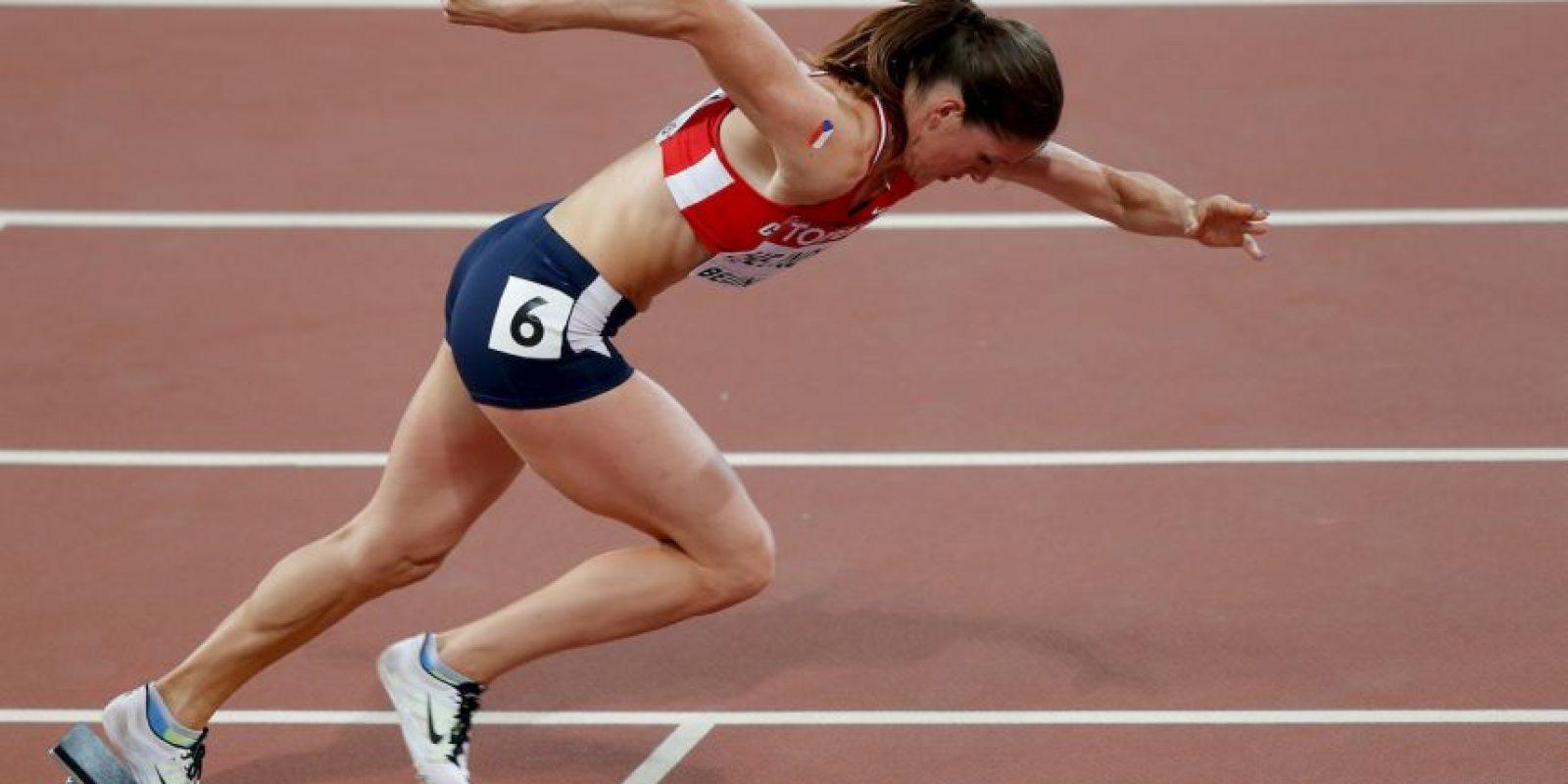 Zuzana Hejnova Foto:Getty Images