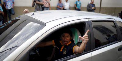 4. La ahora exfuncionaria está acusada de soborno, estafa y defraudación de aduanas. Foto:AP
