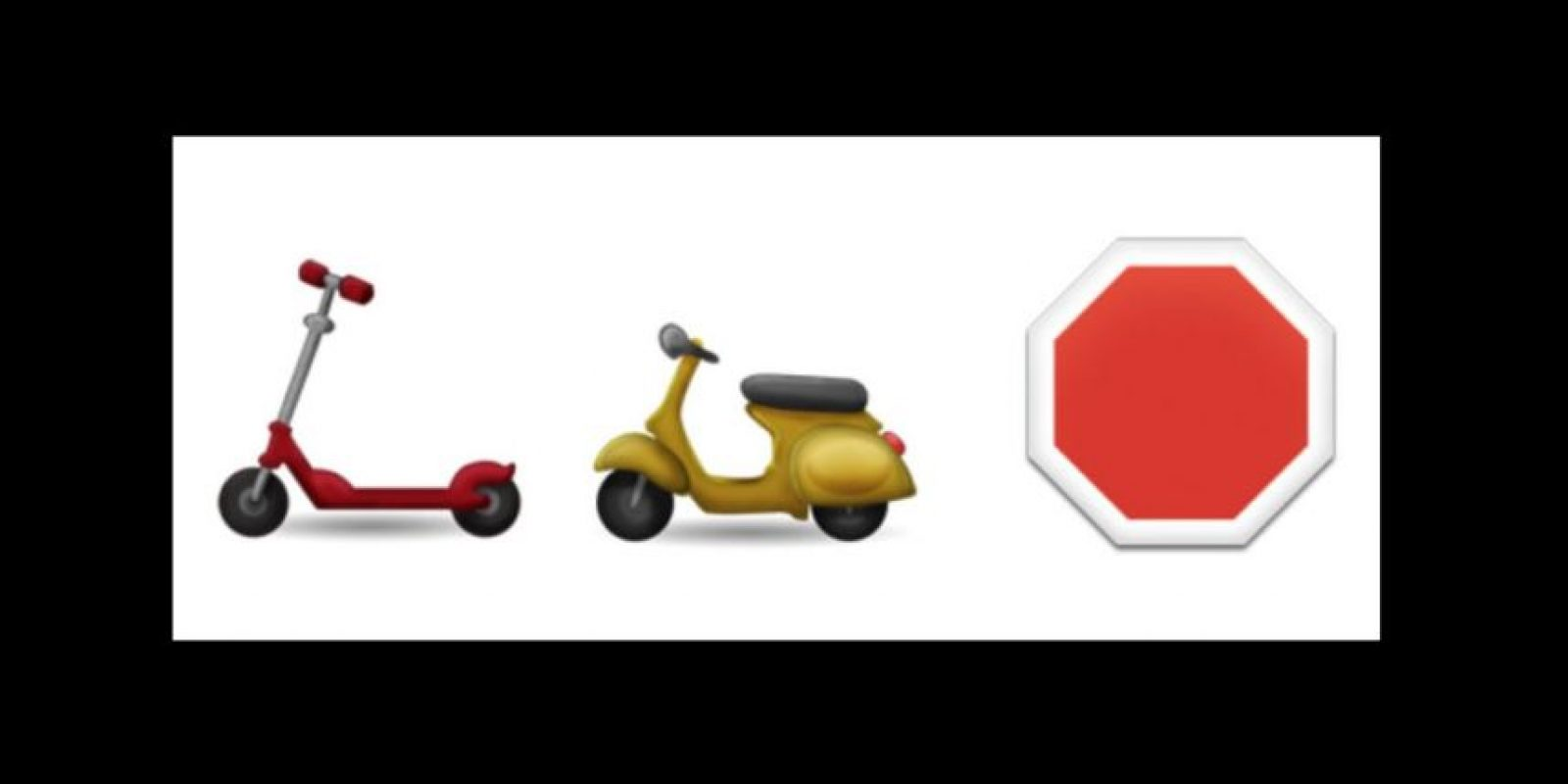 Nuevos transportes Foto:Emojipedia