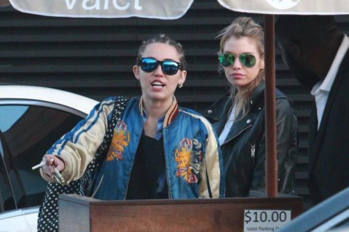 Al parecer Miley y Stella han dado fin a sus relación amorosa Foto:Grosby Group