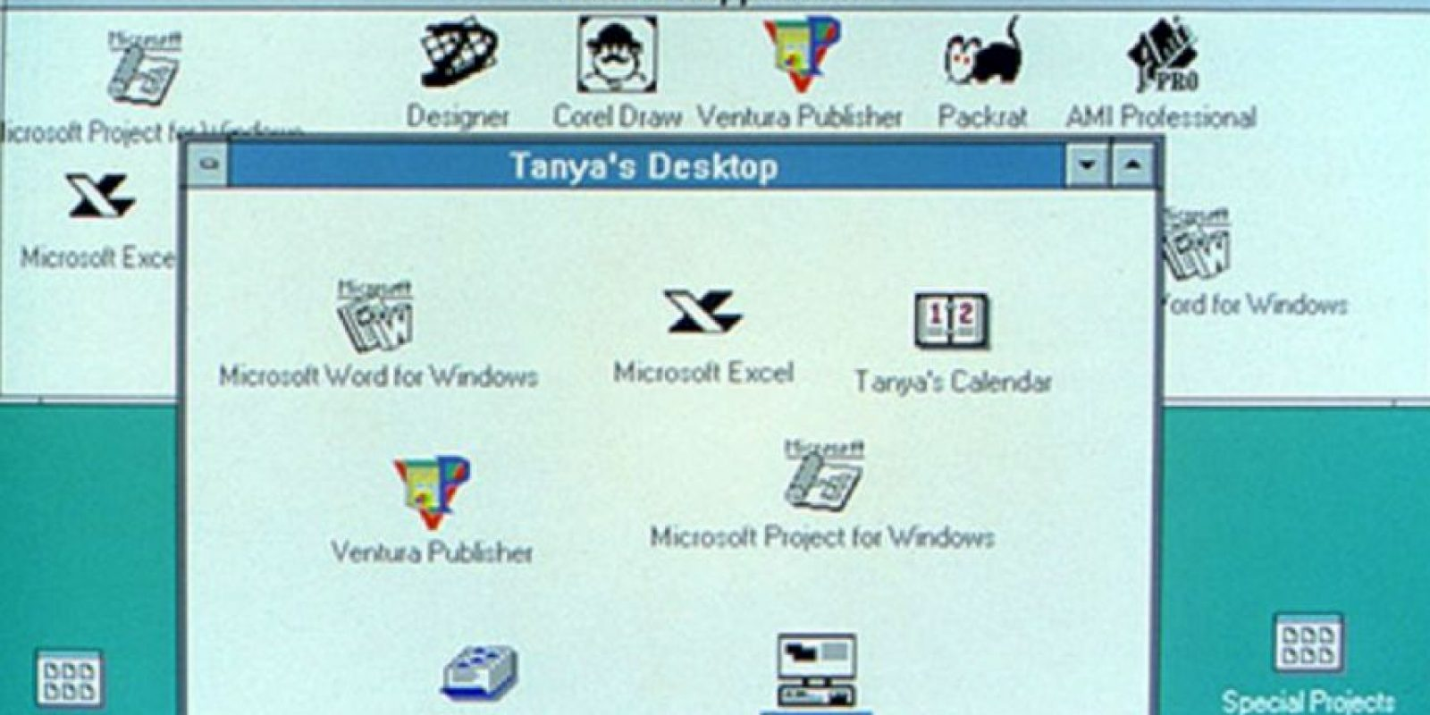 Windows 3.0 se lanzó en 1992. Sin embargo, no se llamaría así, sino Windows NT Foto: windows.microsoft.com