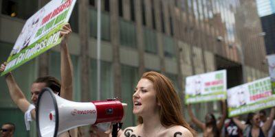Fotos: Protestan