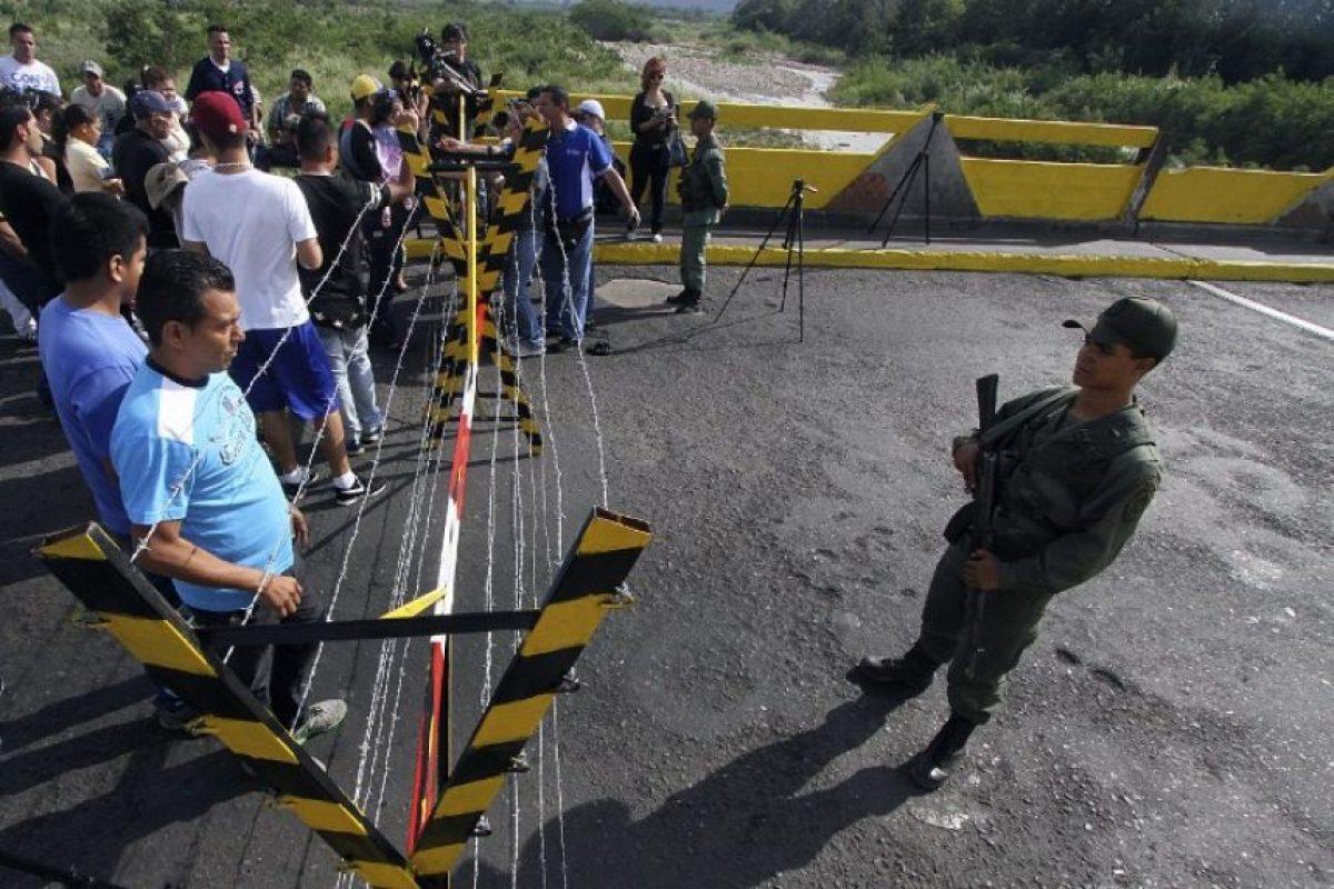 Esto dijo Nicolás Maduro tras el ataque a tres militares venezolanos y un civil en un operativo en la región. Foto:AFP