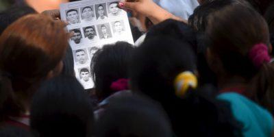 El Salvador vive una complicada situación de violencia. Foto:AFP