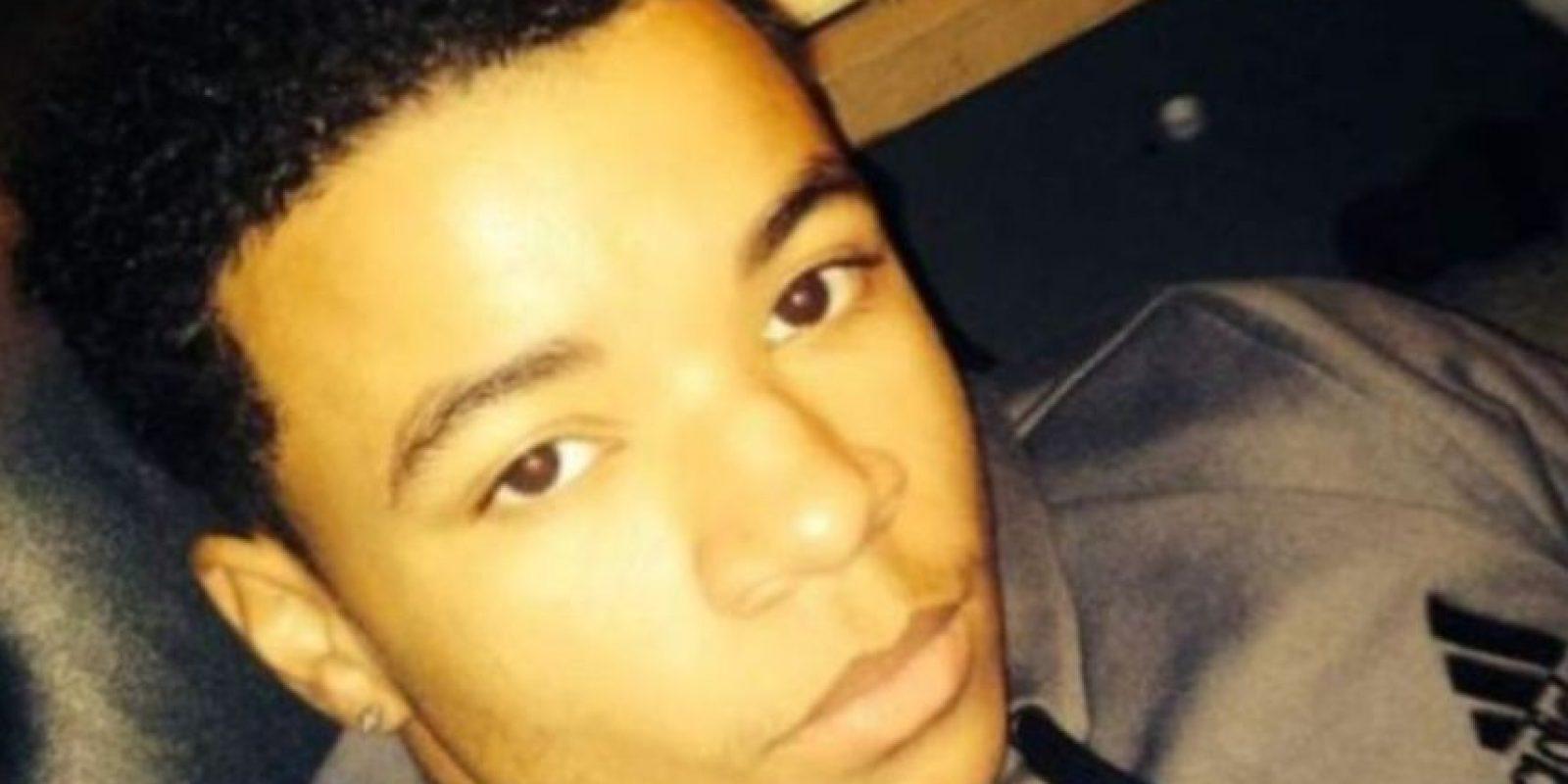 Maxwell Marion Morton, de 16 años de edad, se tomó un selfie junto al cuerpo de su amigo y fue detenido por presunto asesinato. Foto:Pittsburgh Tribune-Review
