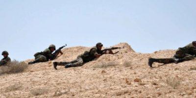 """6. Palmira es conocida como la """"novia del desierto"""" Foto:AFP"""