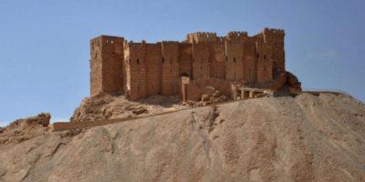 """5. """"Desde el primero hasta el siglo segundo, el arte y la arquitectura de Palmira, de pie en la encrucijada de varias civilizaciones, casando técnicas grecorromanas con las tradiciones locales y las influencias persas"""", detalla la UNESCO Foto:AFP"""