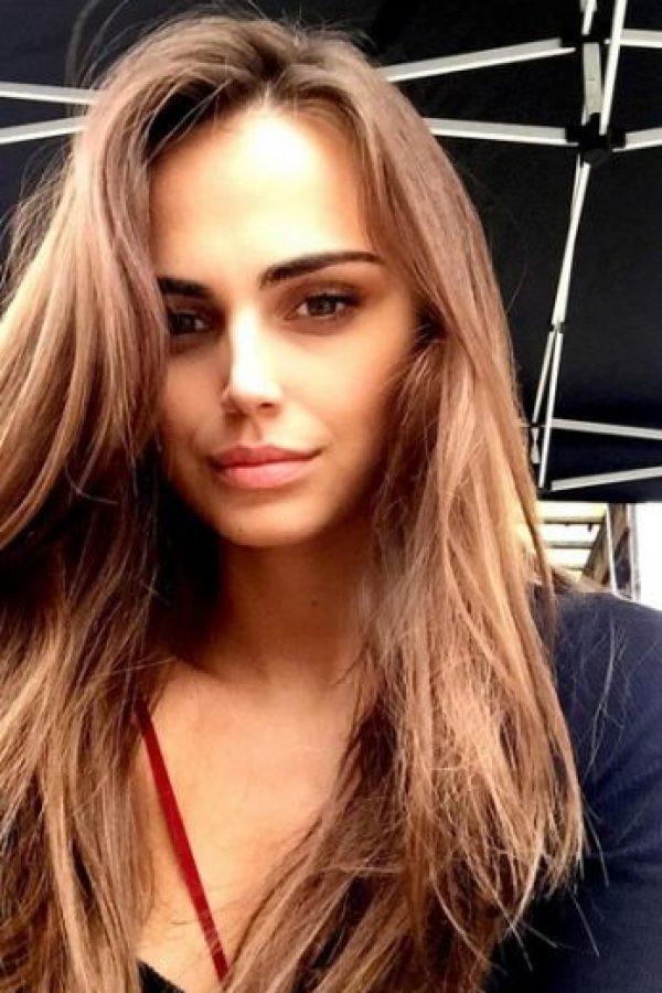 """Su carrera como modelo la inició a los 18 años en la agencia """"Elite model Management"""" de Nueva York Foto:Instagram/xeniadeli"""