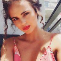 Se dice que podría ser la sucesora natural de Irina Shayk Foto:Instagram/xeniadeli