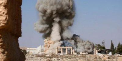 Lo hicieron estallar Foto:Estado Islámico