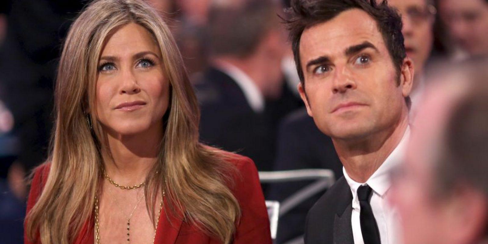El pasado 5 de agosto Jennifer Aniston y Justin Theroux protagonizaron una boda secreta. Foto:Getty Images