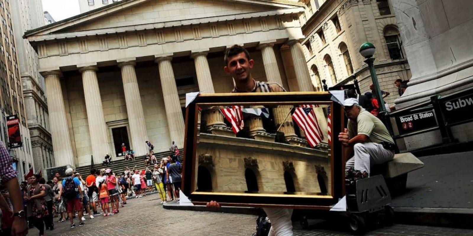 """""""Es diferente porque los movimientos se están dando entre tipos de cambio a nivel de bolsa de valores. Lo que pasó en 2009 fue una caída brutal del mercado inmobiliario, que provocó una pérdida de riqueza importante"""", explica. Foto:Getty Images"""