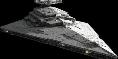 """Investigadores OVNI encuentran """"nave"""" de """"Star Wars"""" en Marte"""