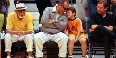 El hijo de Jack Nicholson y su tremendo parecido con Leonardo DiCaprio