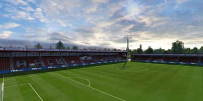 Vitality Stadium (Bournemouth, Barclays Premier League) Foto: EA Sports