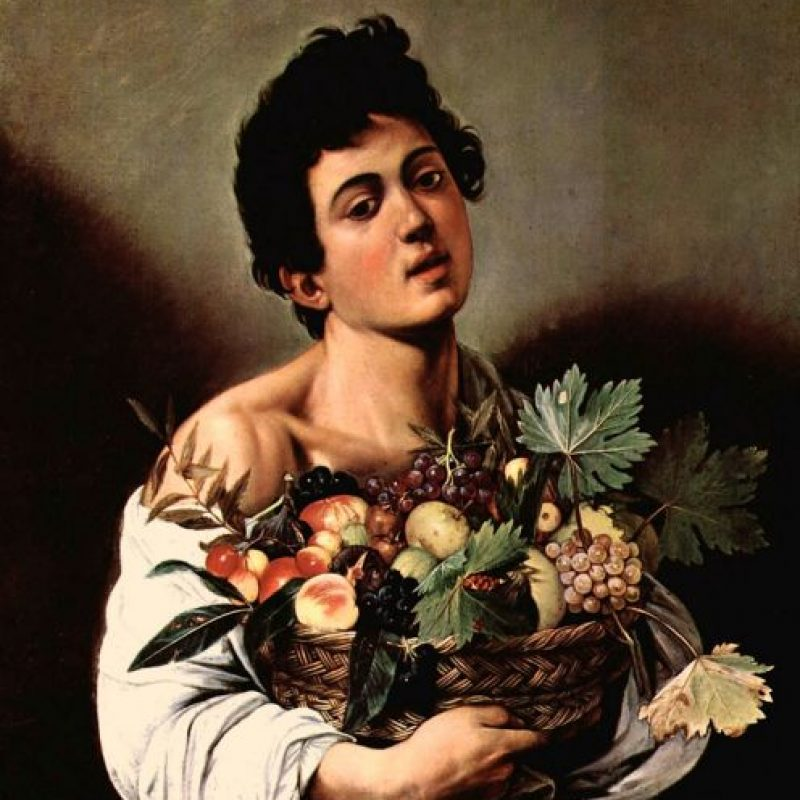 """""""Minniti a los 16"""" de Caravaggio Foto:Wikimedia"""