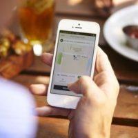 Una gran cantidad de asociaciones de taxistas alrededor del mundo se ha manifestado en contra del servicio Foto:Getty Images
