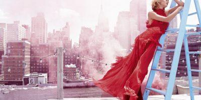 Para la edición británica Foto:Harper's Bazaar