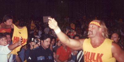 Hulk Hogan Foto:WWE