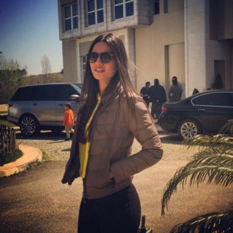 Tiene ascendencia iraquí Foto:Vía instagram.com/gulseamine