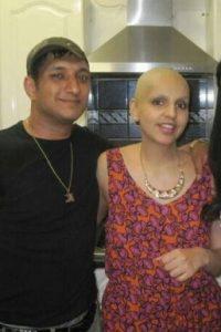 A pesar de su condición ella pidió en su último estado de Facebook que asistieran con colores brillantes a su funeral. Foto:Vía Facebook.com/seemajayasharma