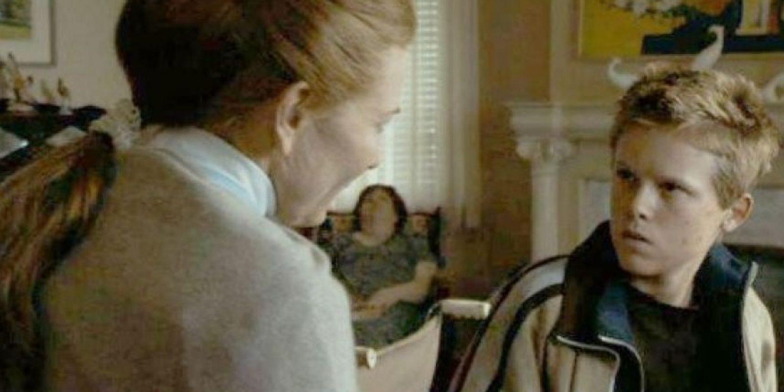 """A los 16 años, Spencer Daniels interpretó a un """"Benjamin Button"""" en la pubertad Foto:YouTube"""