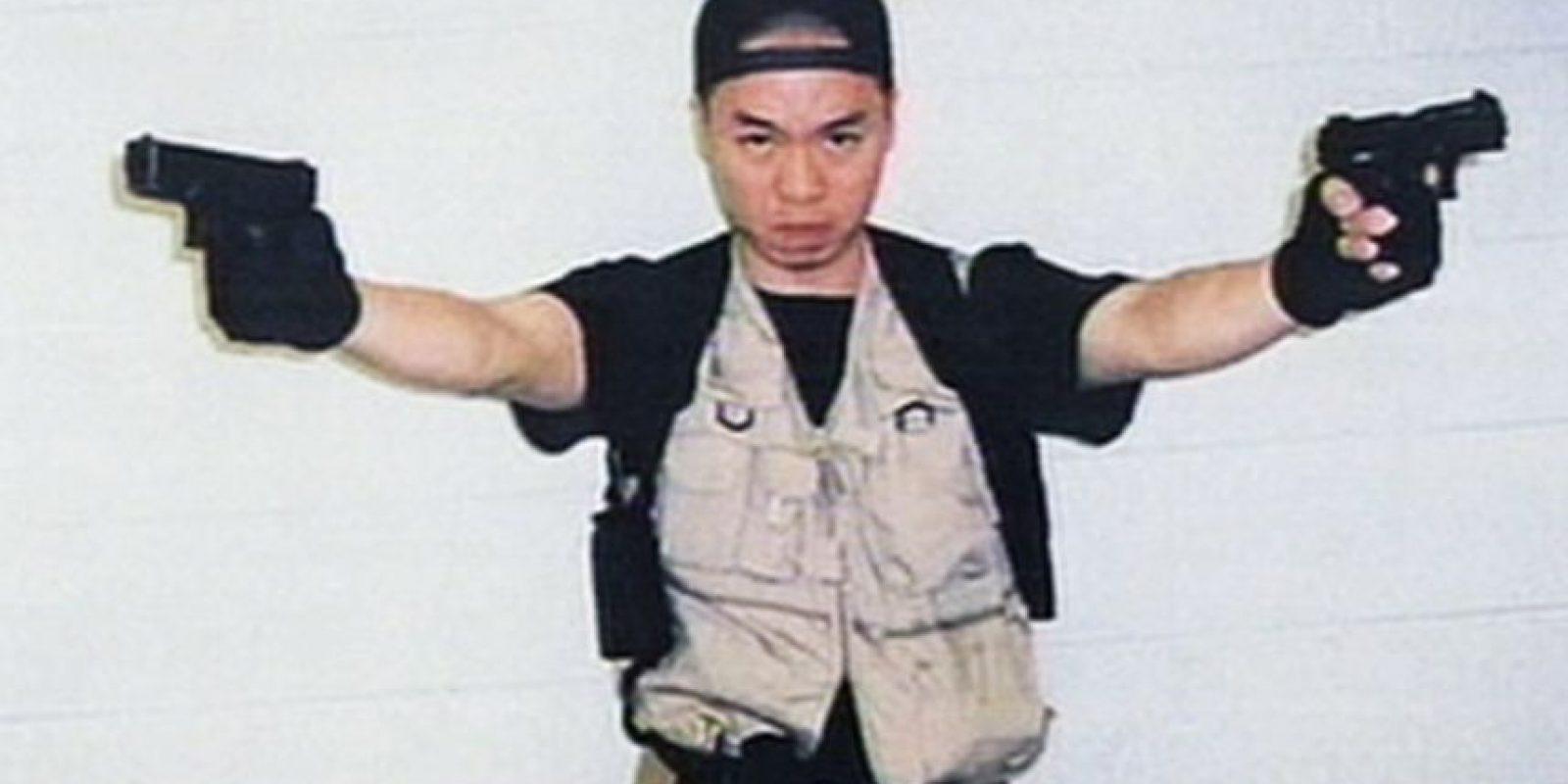 El atacante fue Seung-Hui Cho, de origen sudcoreano Foto:Wikimedia