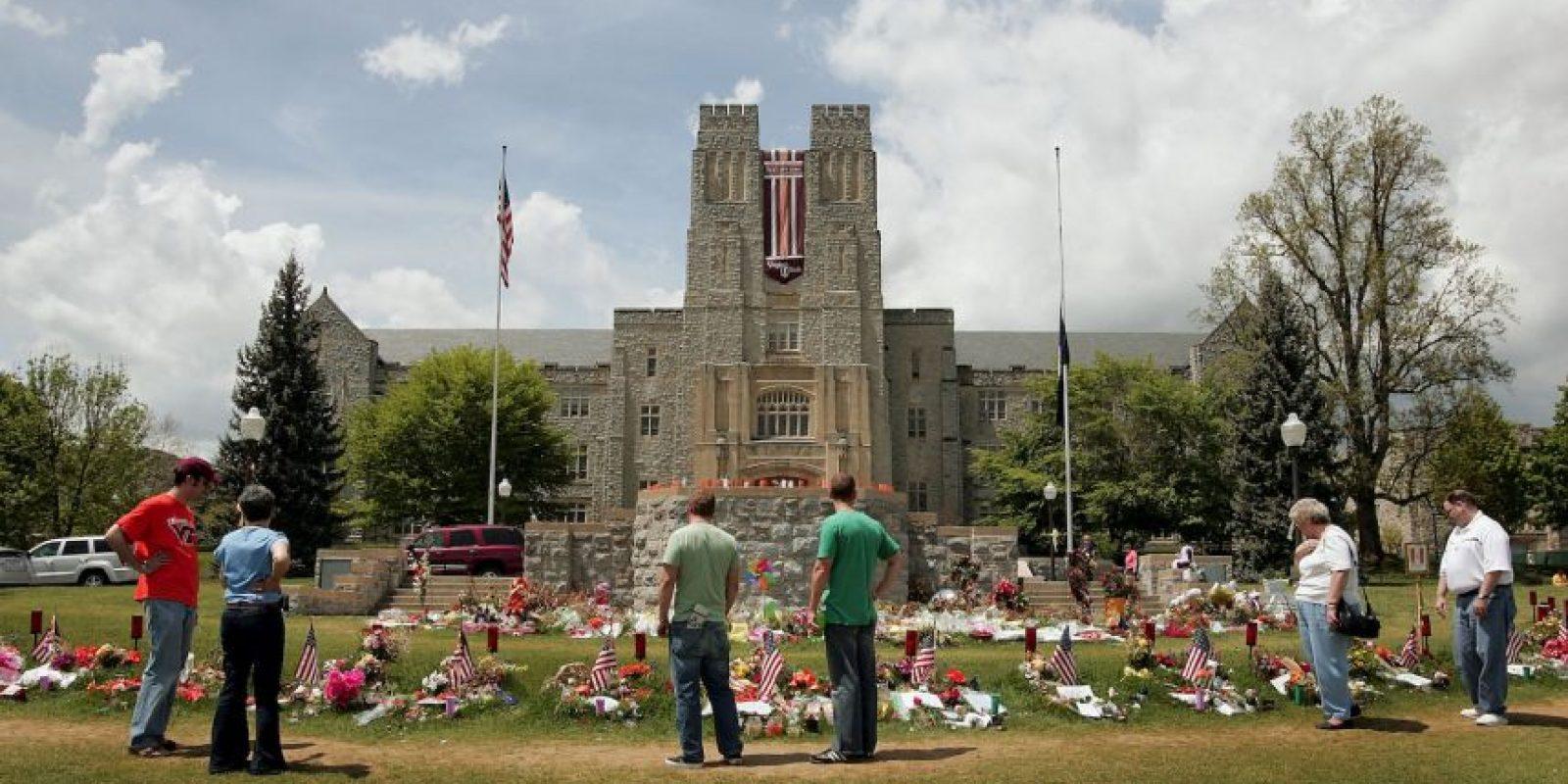 2. Masacre de Virginia Tech Foto:Getty Images