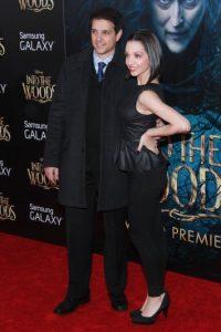 """En diciembre del año pasado, asistió a la premier de la cinta """"Into the Woods"""" de Disney. Foto:Getty Images"""