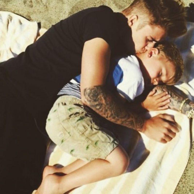 """1.5 millones de """"likes"""" Foto:vía instagram.com/justinbieber"""