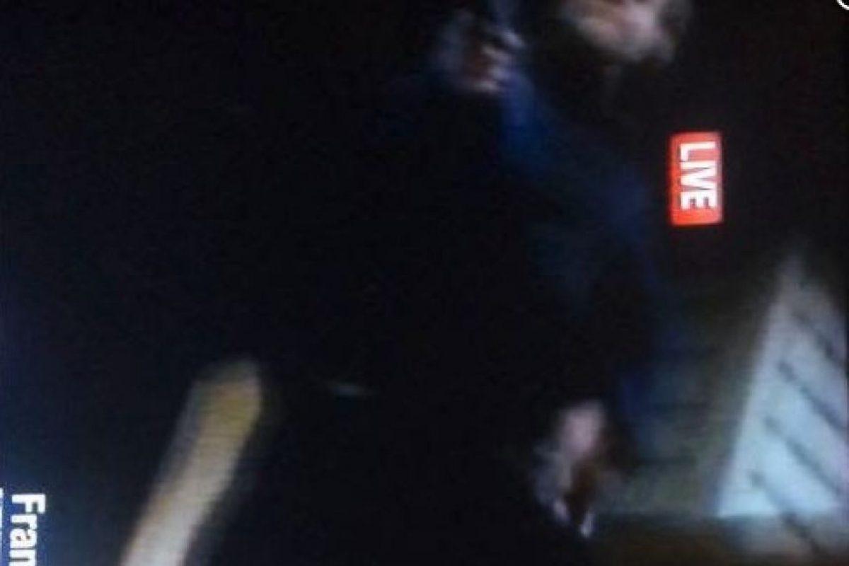 Una imagen del atacante Foto:Twitter.com