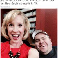"""""""Así es como los recordaré"""", comentó Jason Adams Foto:Twitter.com"""